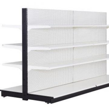 Custom Miniso Style Metal Iron Net Stand Display Rack Toys Doll Display Shelves Goods Basket Shelf for Convenience Store