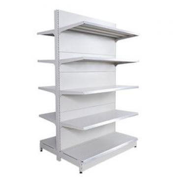 Retail Store Shop Fitting Metal Wooden Shelf for Sale