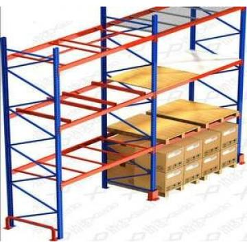 Heavy Duty Single Rail Collapsible Commercial Grade Rolling Display Rack