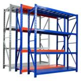 Radio Shuttle Steel Pallet Rack for Industrial Warehouse Storage