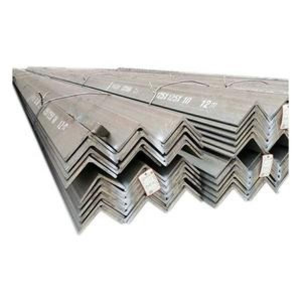 Galvanized Steel Angle Bar Ss400 30*3 Hot Rolled Mild Steel Equal and Unequal Angle ... #1 image