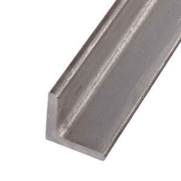 Galvanized BS En S355j0 S355jr Slotted Ms Angle Steel Perforated L Shaped Steel #1 image
