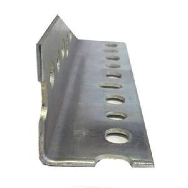 Galvanized ASTM A572 Gr50 Gr60 A36 Perforated L Shaped Ms Steel Angle Bar Slotted Iron Bar #1 image