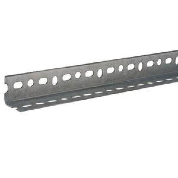 Power Coated Steel Slotted Angle for Assemble Rack and Steel Structure #1 image