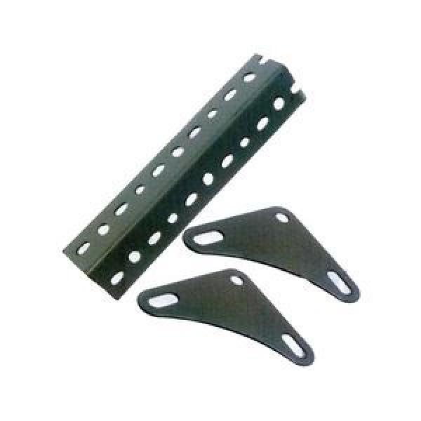 Galvanized Steel Angle with Holes (CZ-A30) #1 image