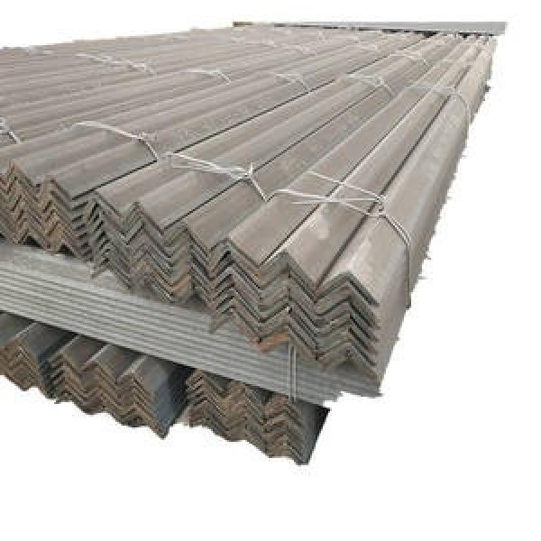 Customized Building Structure Unequal Stainless Steel Angle #1 image