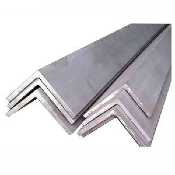 Black & Galvanized Steel Angle Bar, Ms Metal Equal /Unequal with High Quality Good Price #1 image