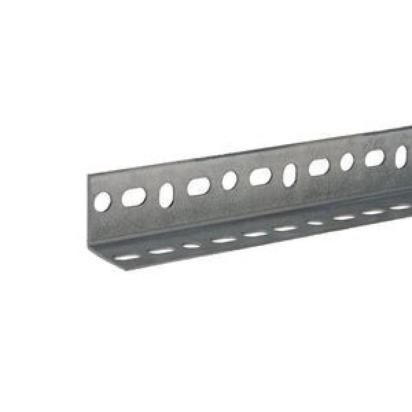 low price hot sale steel slotted angle perforate #1 image