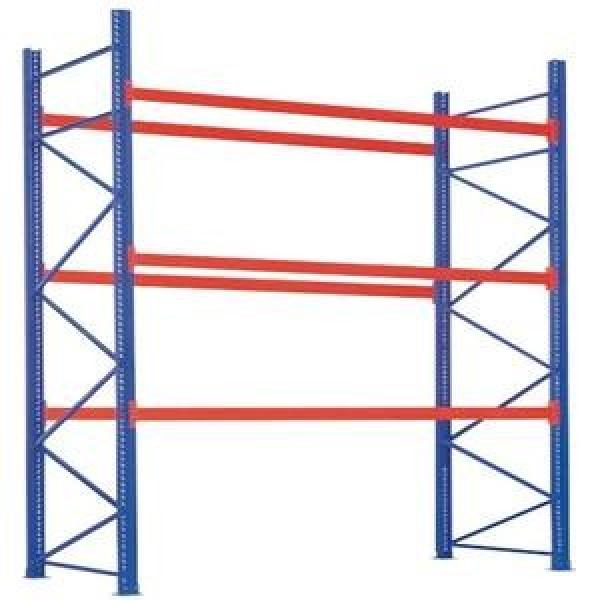 Heavy Duty Warehouse Wire Board Storage Rack Pallet Shelf #1 image