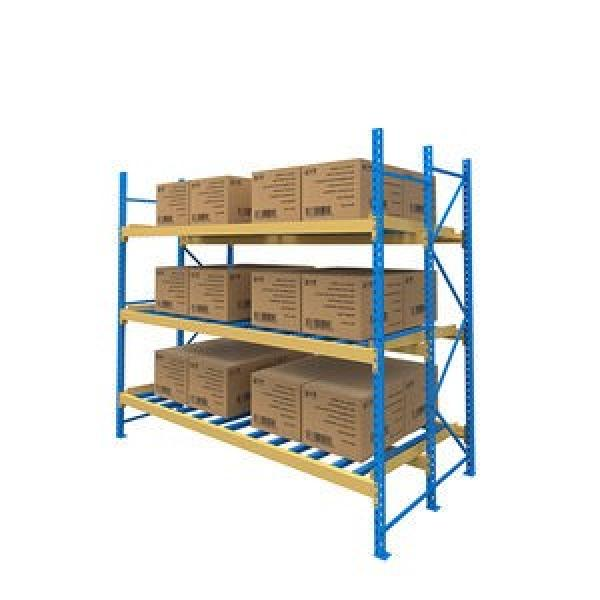 Heavy Duty Steel Selective Pallet Rack for Industrial Warehouse Storage #1 image