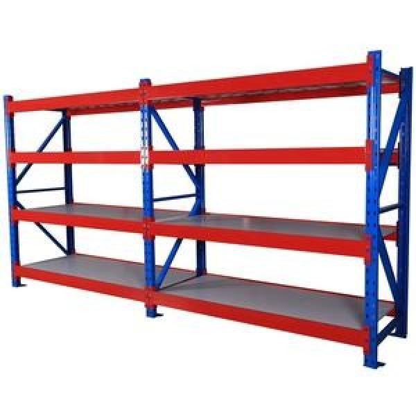 Industrial Warehouse Storage Rack Shelf Steel Pallet Racking #1 image