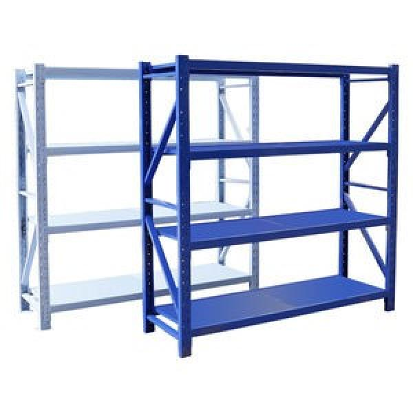 Heavy Duty Rack Industrial Warehouse Storage Shelves Pallet Racking #1 image