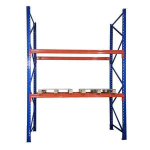High Quality Heavy Duty Warehouse Storage Pallet Rack #1 image