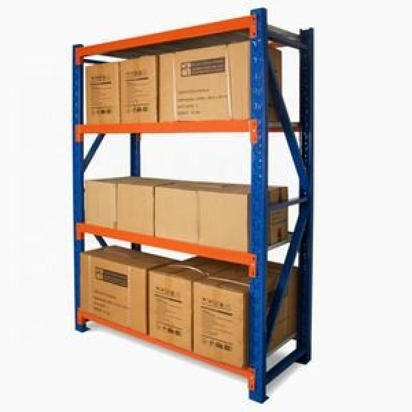 Made in China Steel Metal Warehouse Storage Shelving with Mezzanine Duty #1 image
