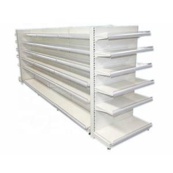 Fashionable Style Metal Supermarket Shelf for Store #1 image