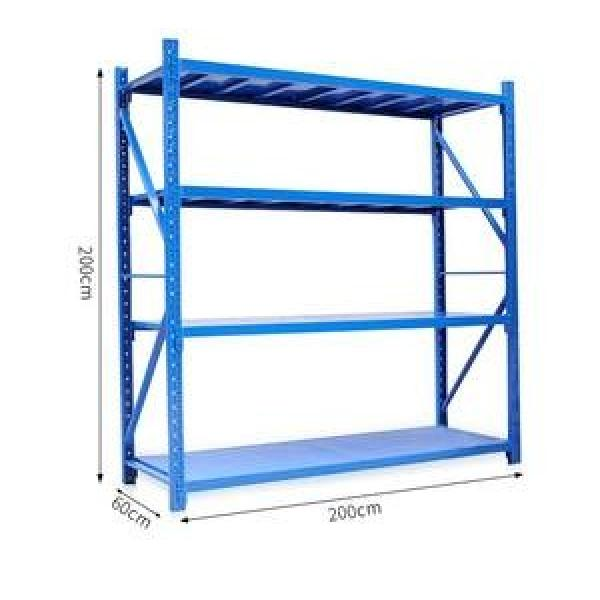 Large Storage Commercial Warehouse Shelving Metal Steel Rack #1 image