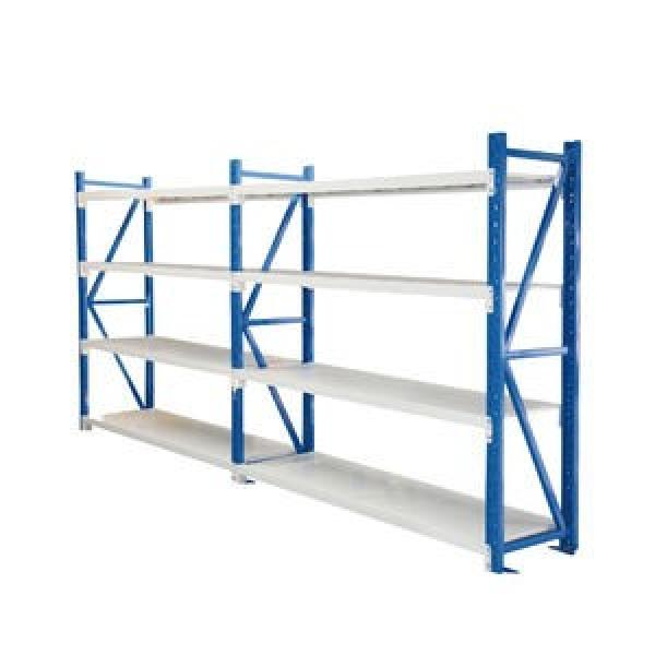 Galvanized Foldable Stackable Commercial Storage Tire Rack Metal Truck Tyre Racking #1 image