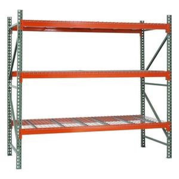 Heavy Duty Selective Pallet Rack and Shelves for Warehouse Storage #1 image