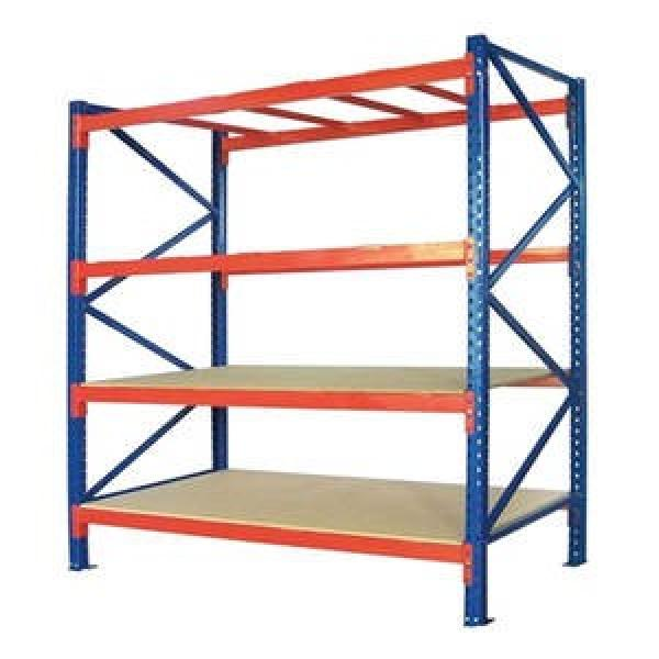 High Quality Corrosion Prevention Radio Shuttle Rack Warehouse Pallet Shelving #1 image
