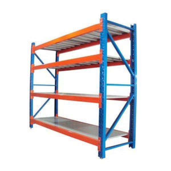 Warehouse Storage Heavy Duty Steel Stacking Tyre Shelving #1 image